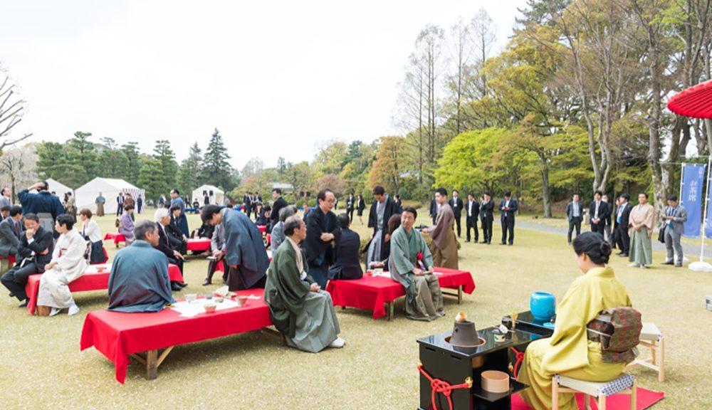 京都料理芽生会×KYOTO365「花見の宴」