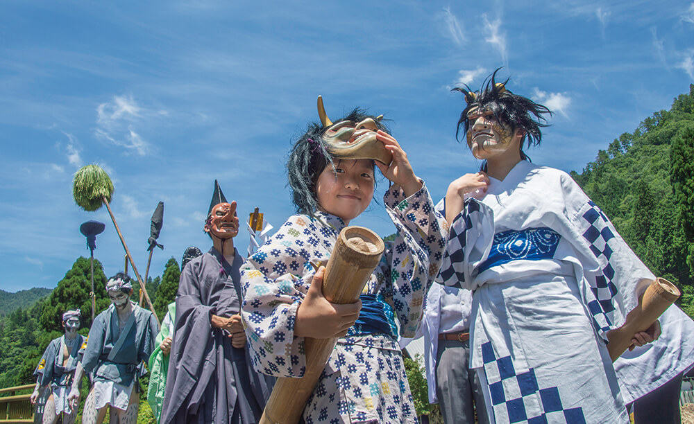 「田歌の祇園さん」祭礼関連品・映像制作